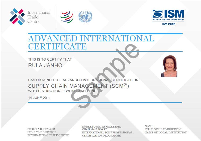IPSCM – ISM-INDIA